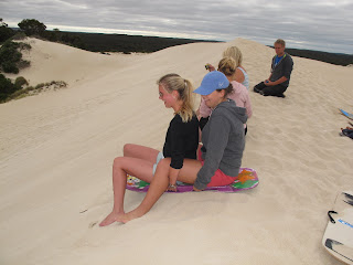Dette var så turen til kangaroo island! det var godt nok noget af en