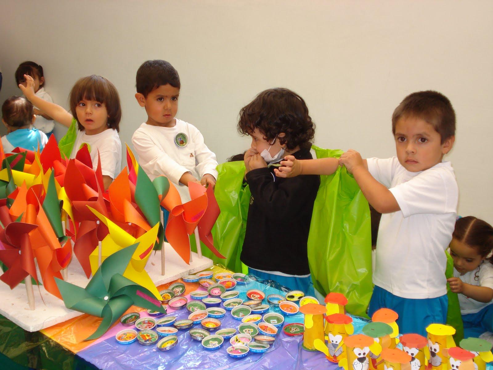 Jard n infantil mundo interactivo for Jardin infantil