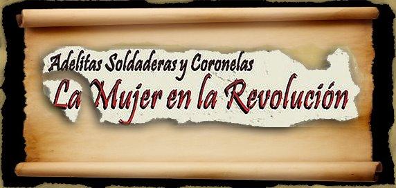 La Mujer en la Revolución