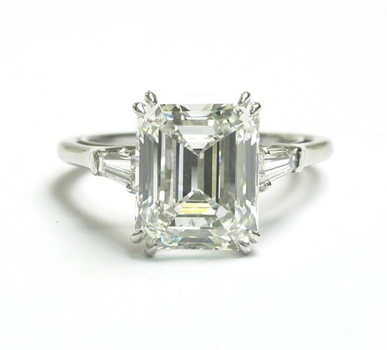 the gallery for gt harry winston emerald cut engagement rings