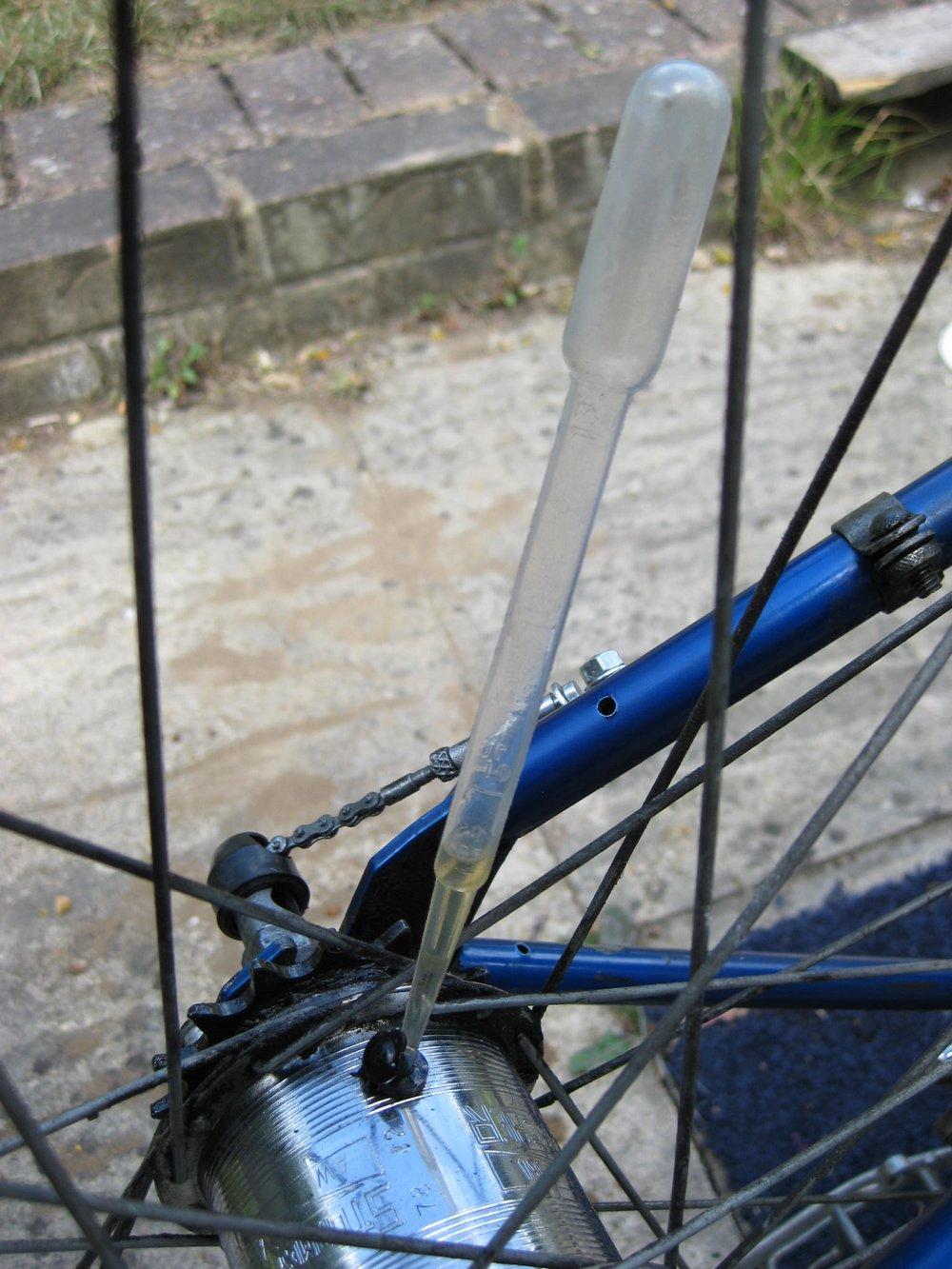 Chuck Glider\'s Bicycle Workshop: Renovating a Raleigh Twenty: Part 4 ...