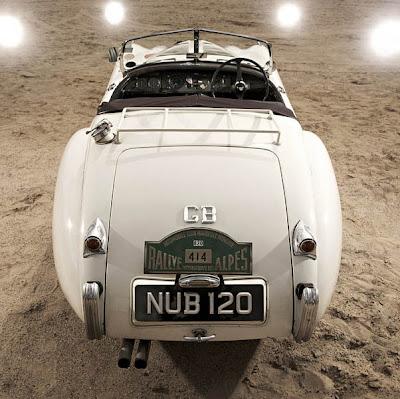 1948 Jaguar Xk120. Jaguar XK 120