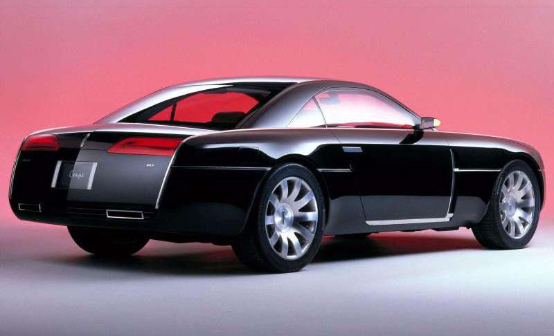 2001 Honda Model X Concept. Lincoln MK9 Concept, 2001