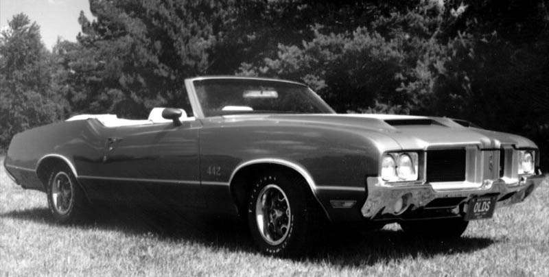 The Oldsmobile 442 was a muscle car produced by the Oldsmobile division of