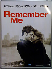 Official Remember Me Poster