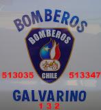 Teléfonos Bomberos