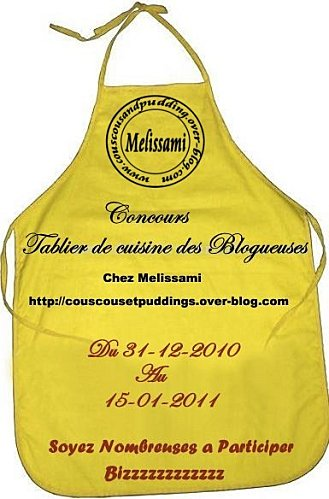 A titille les papilles concours tablier de cuisine des - Tablier cuisine rigolo ...