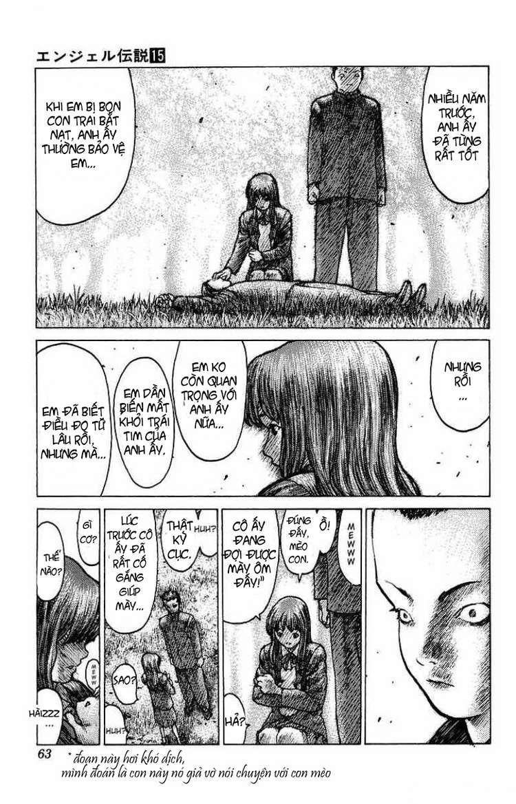 Angel Densetsu chap 78 - Trang 23
