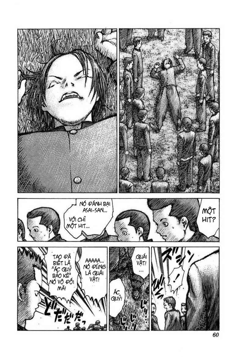 Angel Densetsu chap 78 - Trang 20