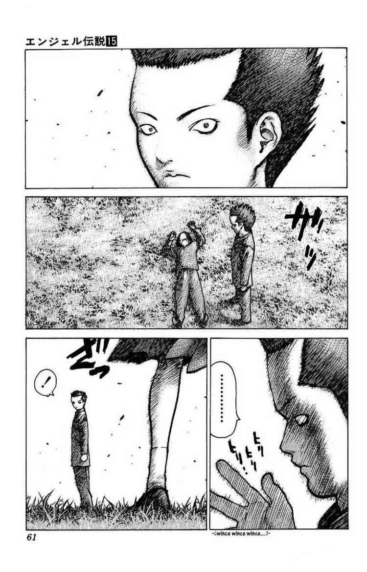 Angel Densetsu chap 78 - Trang 21