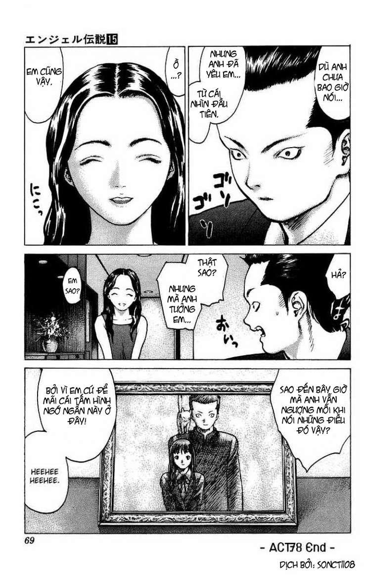 Angel Densetsu chap 78 - Trang 29