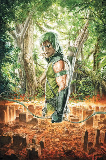 Green Arrow #1 coming in June 2010 from DC Comics