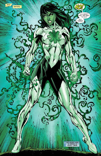 Jade from Justice League of America #45