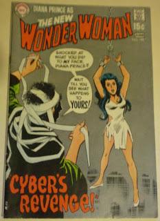 Wonder Woman #188