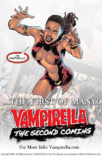 The new Vampirella #1