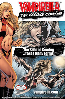 The new Vampirella #2