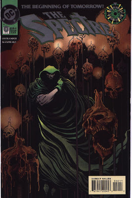 The Spectre #0