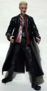 Spike action figure from Buffy the Vampire Slayer season one