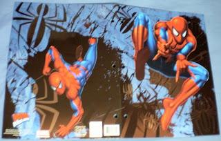 Exterior of Spider-Man Spider Sense portfolio