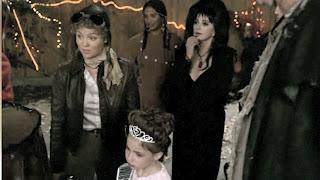 Camille Braverman as Elvira on Parenthood #2