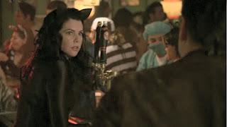 Sarah Braverman as Catwoman on Parenthood #2