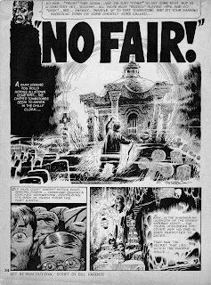 No Fair from Famous Monsters of Filmland #59 page 1