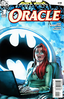 Cover of Bruce Wayne The Road Home Oracle #1