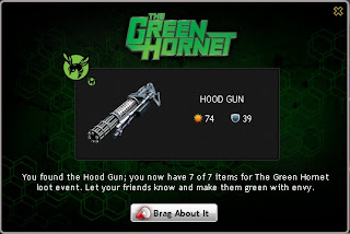 Hood Gun at Mafia Wars