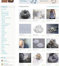 Etsy Front Page