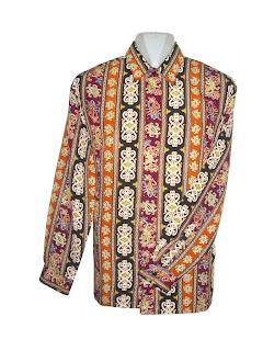 Batik Kaltim Kalimantan Timur