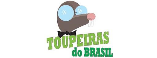 Toupeiras do Brasil