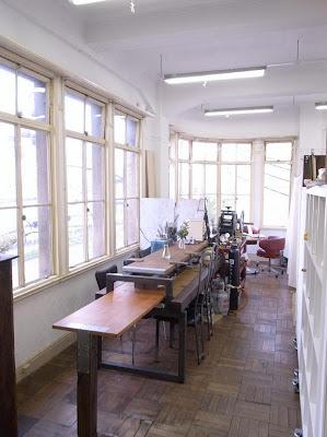 海の見える彫金教室@大阪