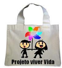 Sacola Do Projeto - Eco BAg