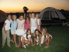 Campamento en ARECO