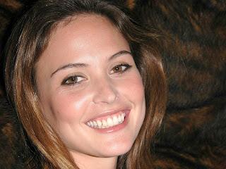 Josie Maran smile