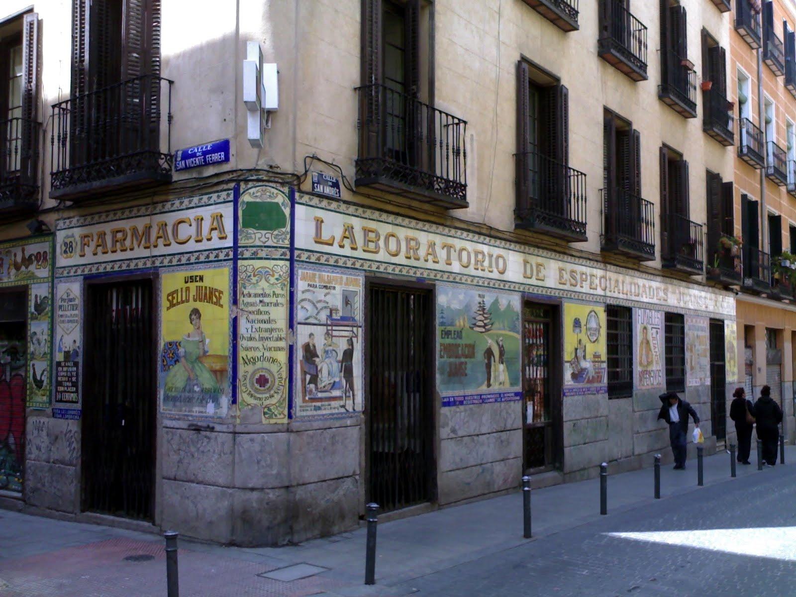 Jubylandia Azulejos De Madrid