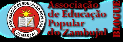 Associação de Educação Popular do Zambujal - blogue