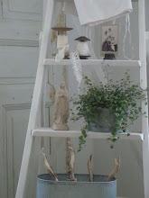 Stegen pyntas ofta om!