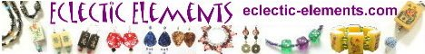 Eclectic Elements - Handcrafted Indie Artisan Jewelry - www.eclectic-elements.com