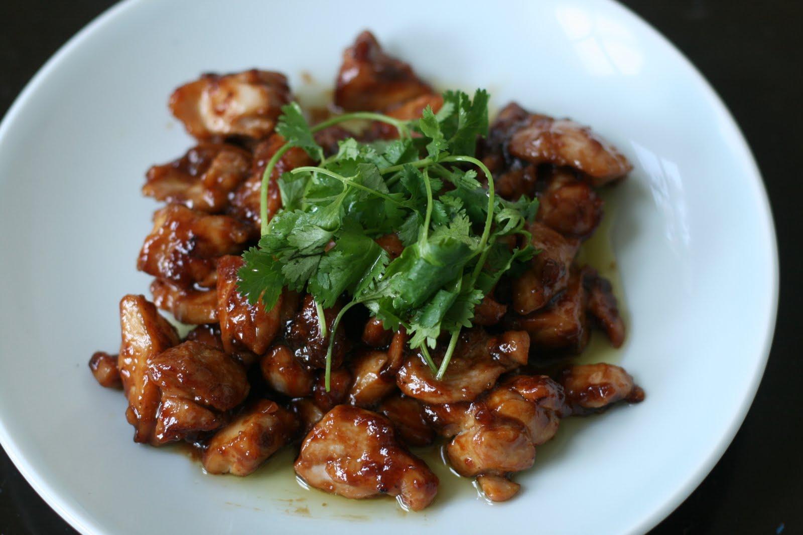 Week of Menus: Honey Soy Stir Fried Chicken: Can I order an easier ...