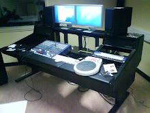 Sound Eng Studio Console