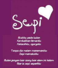+ puisi S.E.P.I +