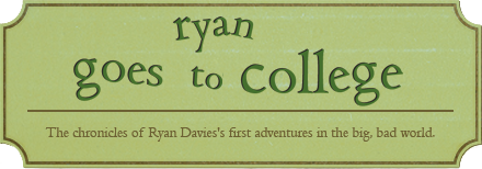 Ryan Goes to College
