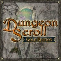 Internet word game: Dungeon Scroll