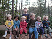 The boys plus a few