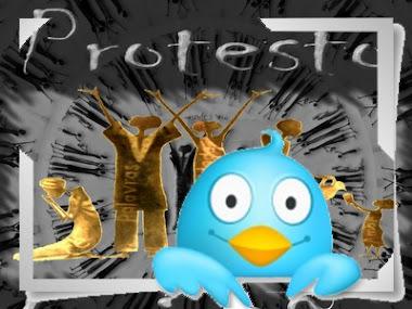Protesto Cristão no Twitter