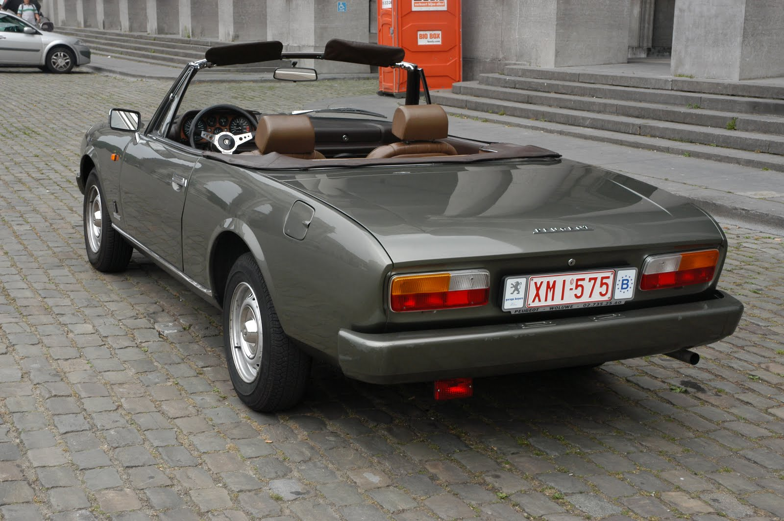Cars That Start With A J >> Peugeot 504 Cabriolet