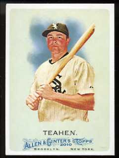 2010 Allen and Ginter Mark Teahen