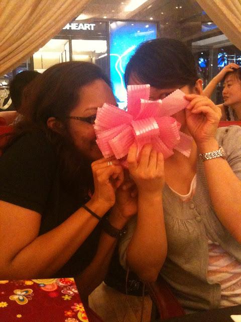 Belated post ~ Sumita's Birthday 12