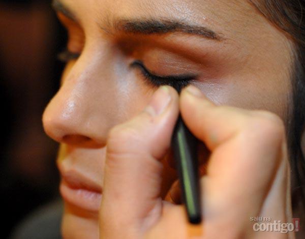 Maquiagem de passarela